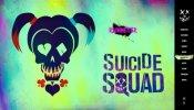 Suicide Squad Desktop Rainmeter skin
