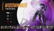 Overwatch Heroes Rainmeter skin