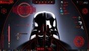 Darth Vader Rainmeter skin