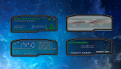 Decker Panels Beta Rainmeter skin