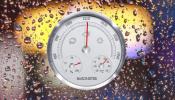 Barometer Rainmeter skin