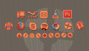 Team Fortress Rainmeter skin