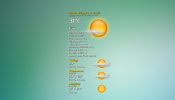 VClouds Weather Rainmeter skin
