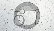 RKS Aevum Rainmeter skin