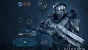 Halo 4 Rainmeter skin