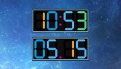 DigiTime and DigiDate Rainmeter skin