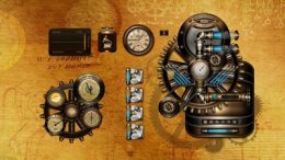 BB'B Steampunk Skin