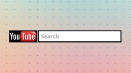 YouTube Search Skin