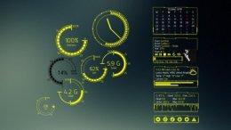 Enigma Rainmeter Theme