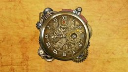 Steampunk Watch Skin
