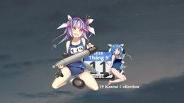 19 Kantai Collection Calendar Skin