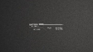 62+ Rainmeter Battery Skins [Windows 10/8/7]