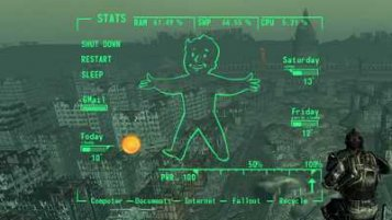 Fallout Pipboy Suite Skin