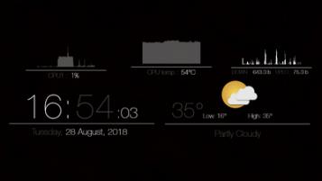 121+ Rainmeter Themes [Windows 10/8/7]
