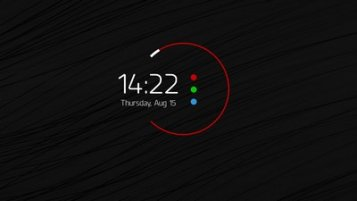 PowerClock Skin