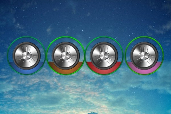 Metallic Colour Filler Rainmeter Skin #3