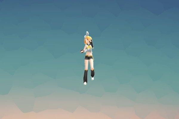 Dancing Vocaloid Rainmeter Skin #3