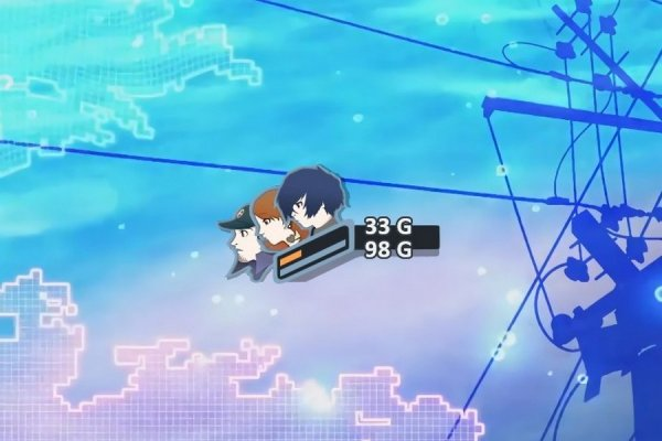 Persona 3: Battle HUD Rainmeter Skin #1