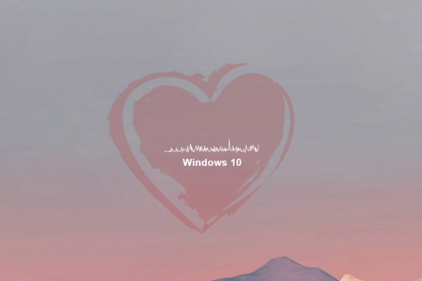 Heart Visualizer Rainmeter Skin #2