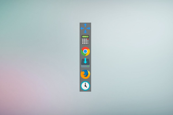 Docker Rainmeter Skin #1