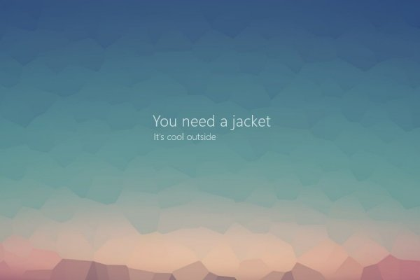 Do I Need a Jacket? 2.0 Rainmeter Skin #1